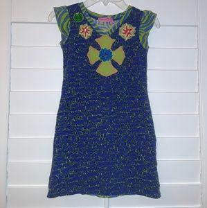 HavenGirl embellished Short sleeved Dress sz 6X